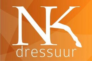 NK Dressuur Logo