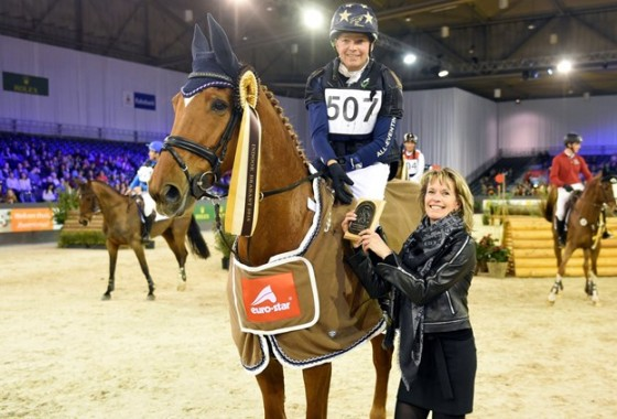 Indoor Brabant Indoor Eventing 2017